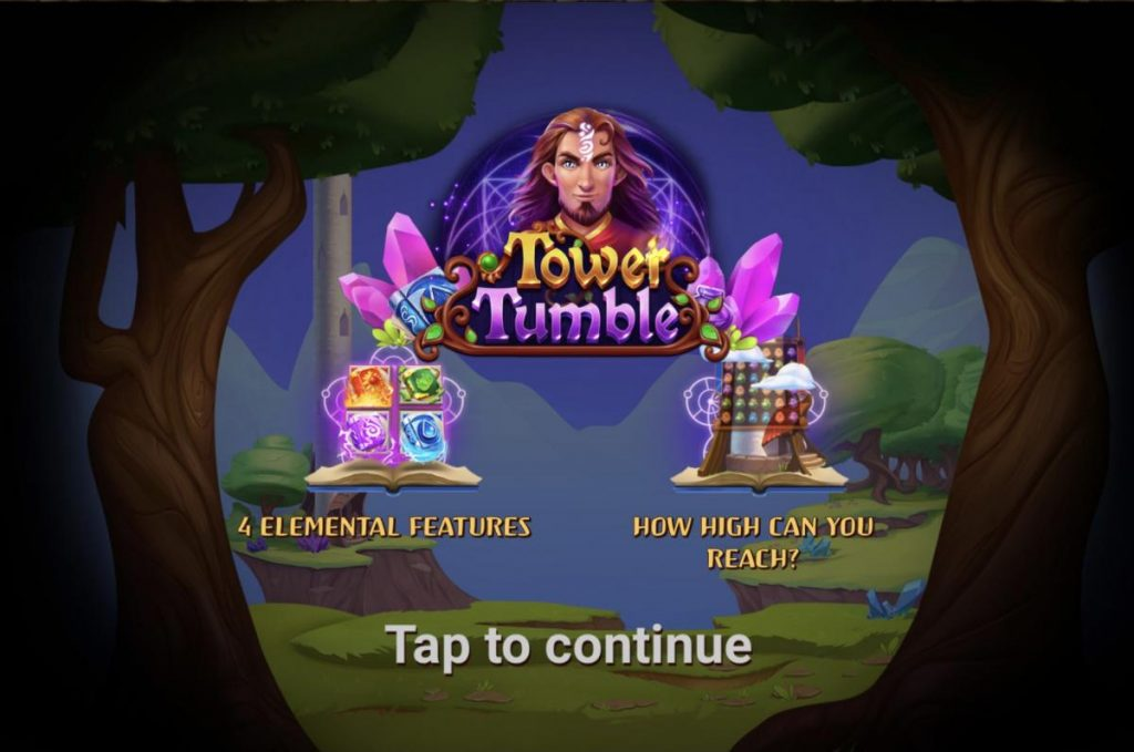 Tower Tumble รวย